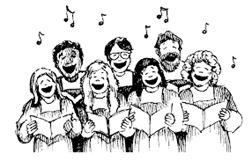 Singing Sketch